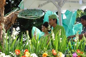 Mojang (wanita), Jajaka (pria) Bandung