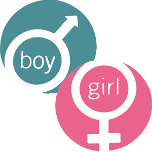 simbol laki-laki perempuan