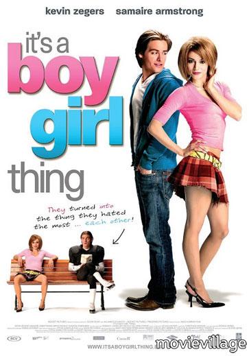 Its boy girl