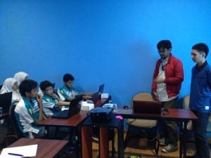 pngarahan Workshop Blog Untuk SMK