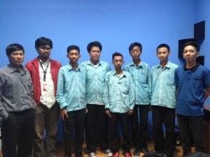 foto bersama Workshop Blog Untuk SMK