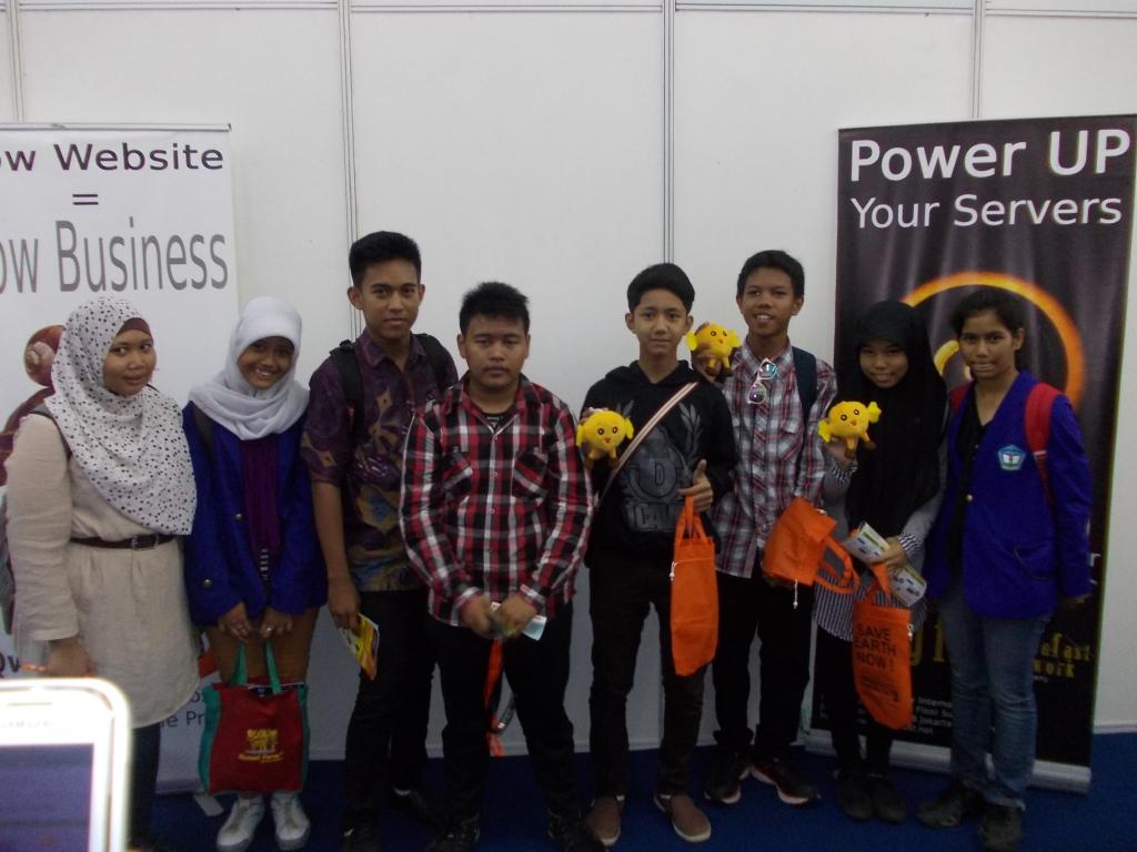 peserta Indocomtech 2013