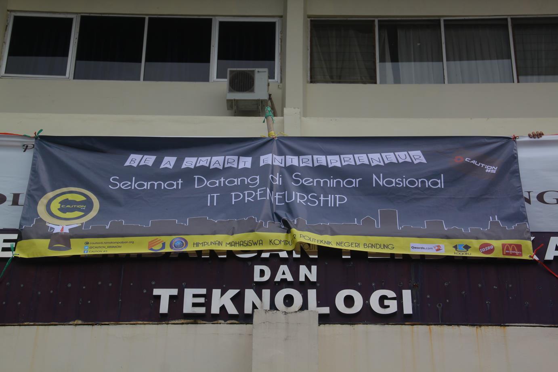 seminar nasional IT enterpreneurship