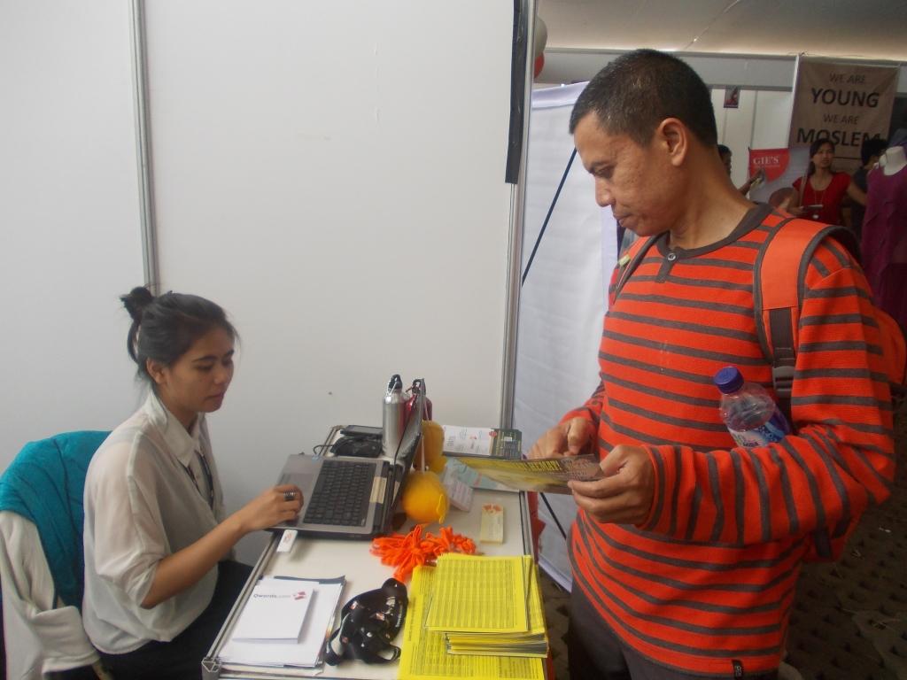 salah satu wirausahawan asal Bandung