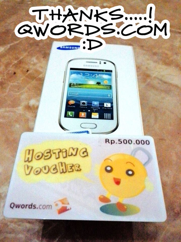qwords web hosting indonesia lomba