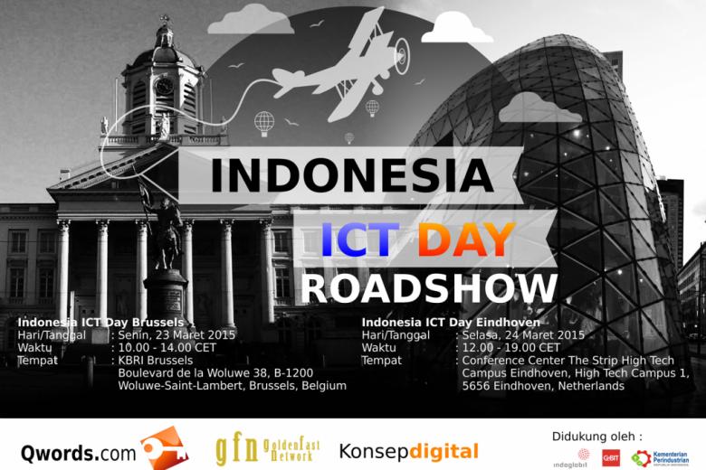 INDONESIA ICT DAY 2015