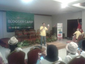 Blogger Camp 2015 pengisi materi
