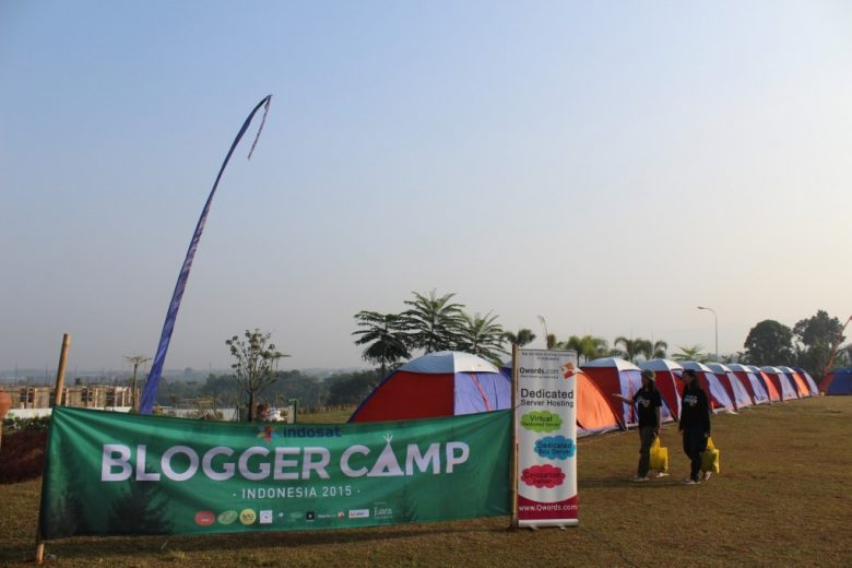 Blogger Camp 2015