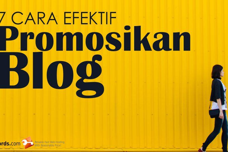 promosi-blog-pake-logo