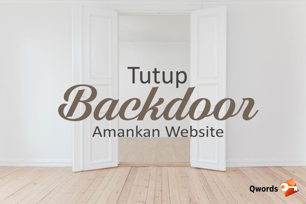 Backdoor, Lubang Hacker yang Harus Ditutup
