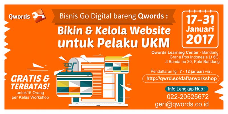 bisnis dan kella website pelaku UKM