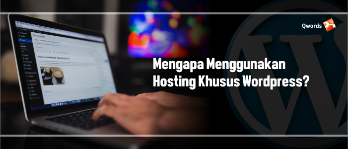 hosting khusus wordpress