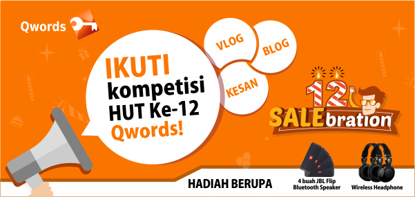 lomba blog qwords