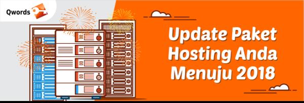 update paket hosting