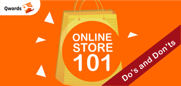online store 101