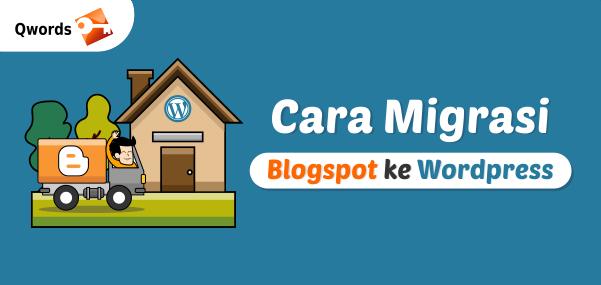 migras wordpress ke blogspot