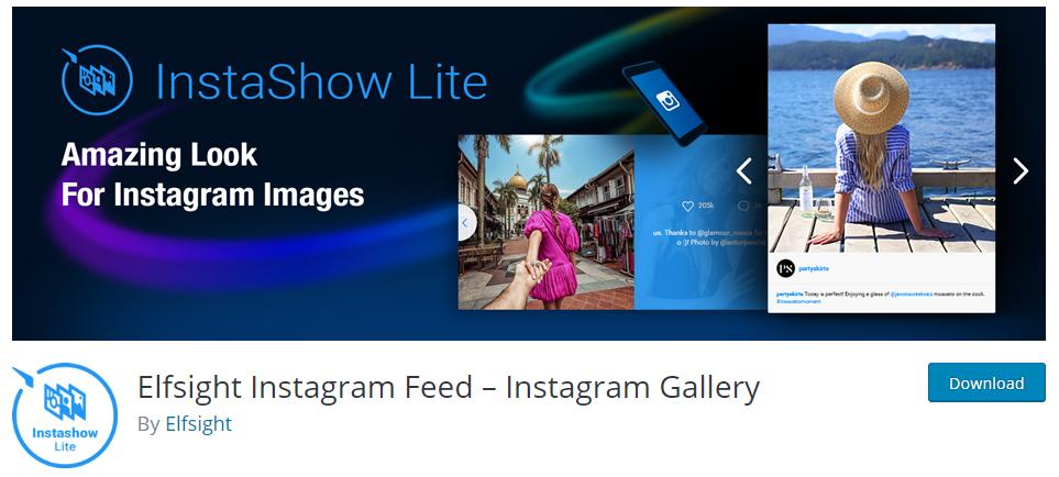 Elfsight Instagram Feed