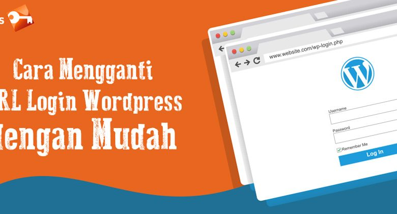 Menganti URL Login WordPress
