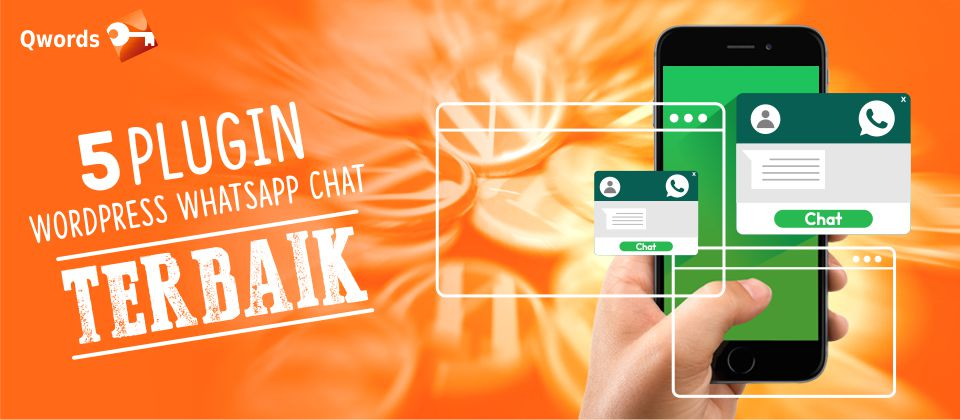 Plugin WordPress Whatsapp Chat Terbaik