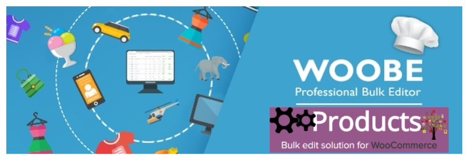 WOOBE – Products Bulk Editor for WooCommerce