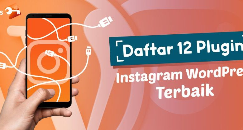 daftar 12 plugin instagram wp