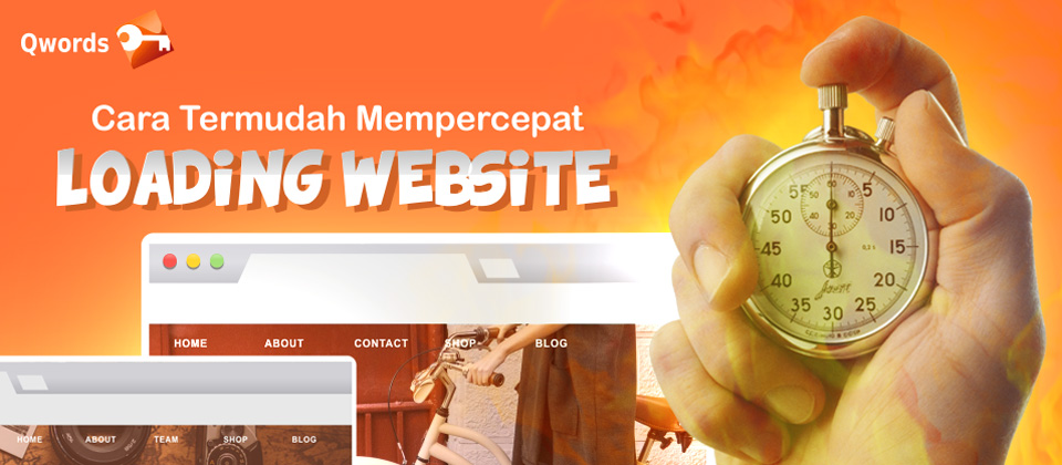 mempercepat loading website