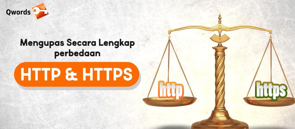 Mengupas Secara Lengkap Perbedaan HTTP dan HTTPS - Qwords