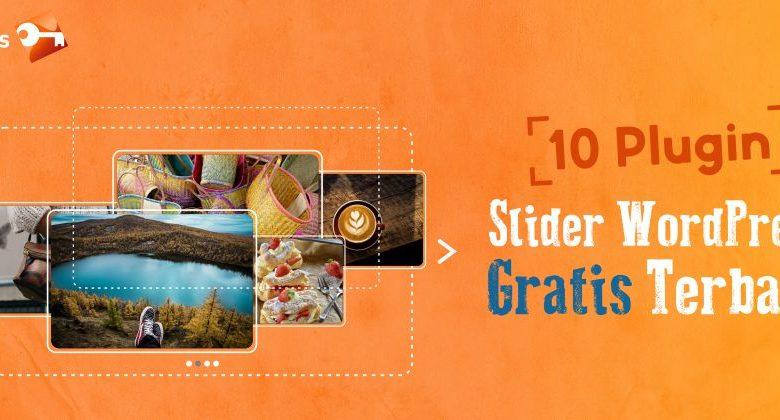 10 Plugin Slider WordPress Gratis Terbaik