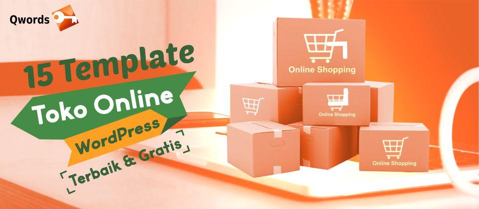 15 template toko online wp