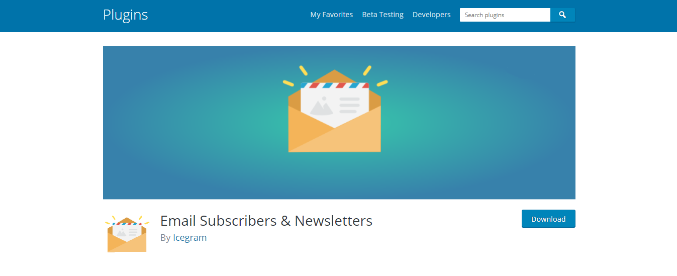Email Subscriber & Newsletter