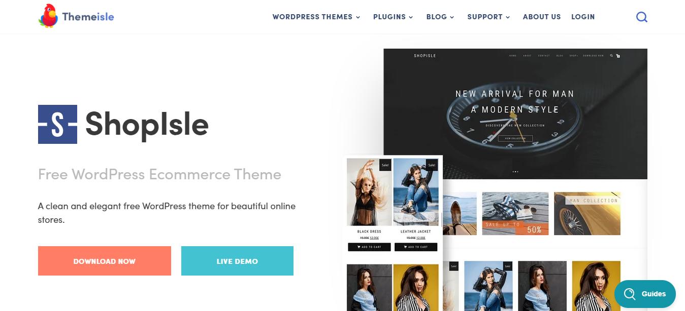 ThemeIsle - ShopIsle
