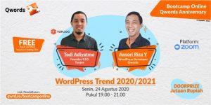Bootcamp Online Qwords