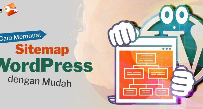 Cara Membuat Sitemap WordPress