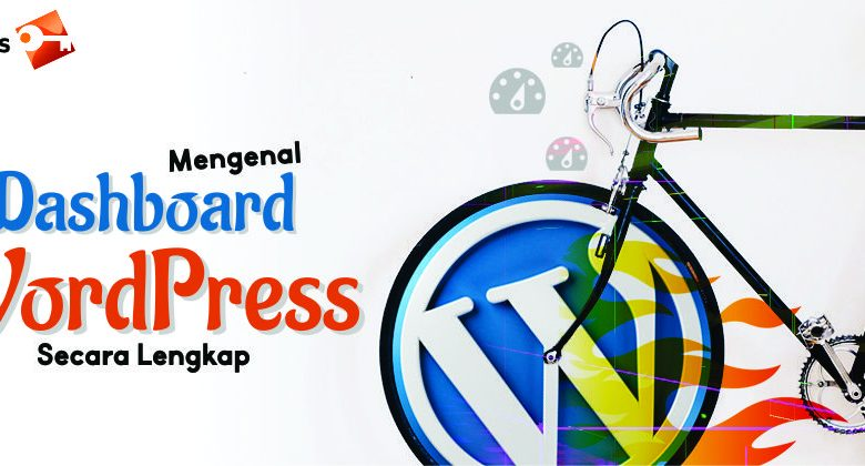 Mengenal Dashboard WordPress