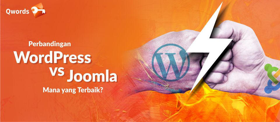 Perbandingan WordPress vs Joomla