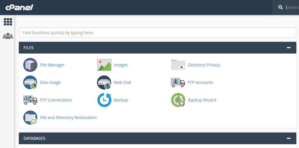 .htaccess wordpress file manager