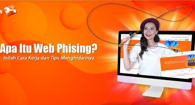 Apa Itu Web Phising Inilah Cara Kerja dan Tips Menghidarinya