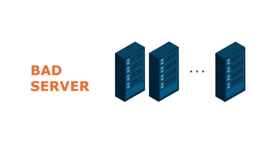 Kinerja Server buruk