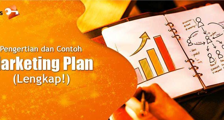 Pengertian dan Contoh Marketing Plan (Lengkap!)