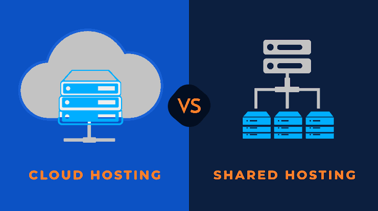 Perbedaan Shared Hosting & Cloud Hosting, Pilih Mana? - Qwords