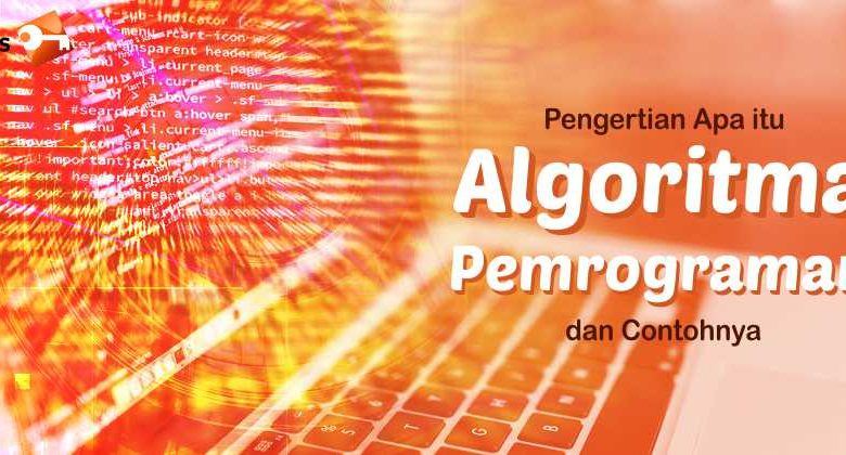Apa itu algoritma pemrograman