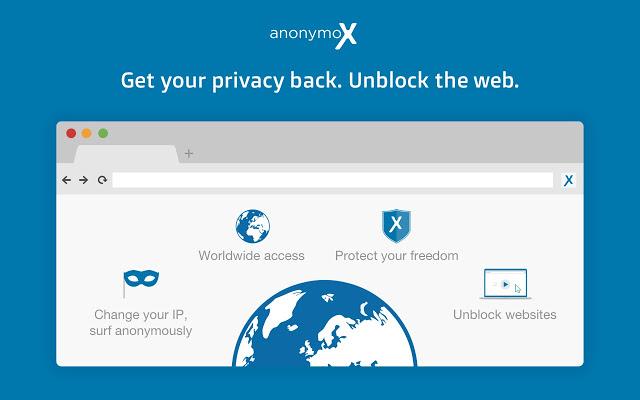 AnonymoX