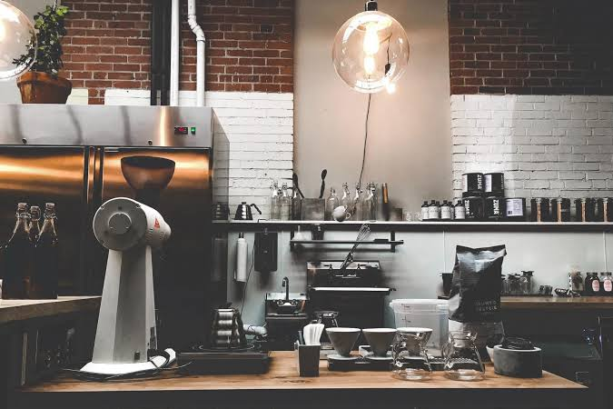 Bisnis Coffe Shop