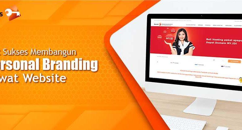 Kiat Sukses Membangun Personal Branding Lewat Website