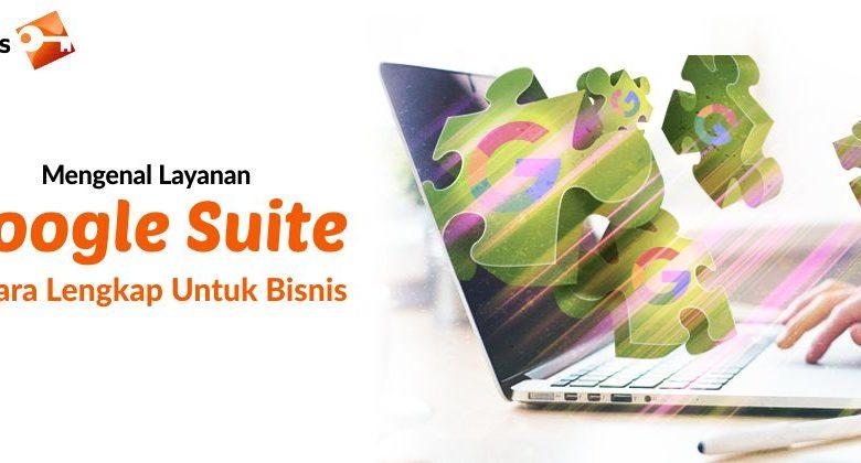 Mengenal Google Suite