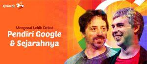 Mengenal Pendiri Google