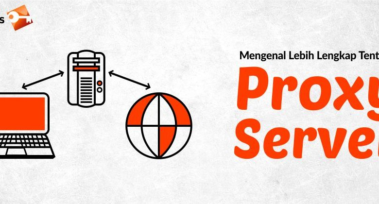 Mengenal Proxy Server
