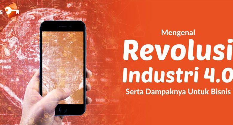 Revolusi Industri 4.0