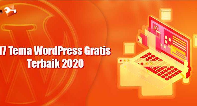 17 Tema WordPress Gratis Terbaik 2020