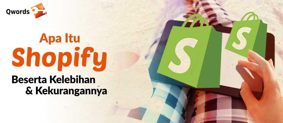 Apa itu Shopify